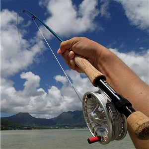 Nervous Water Fly Fishers Fly Fishing Shop Guide Service In Hawaii - Affordable guide service